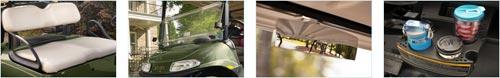 FREEDOM RXV E-Z-GO Golf Cart