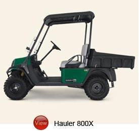 Hauler 800XE E-Z-GO Golf Cart