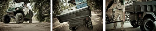 Hauler-800X-E-Z-GO-Golf-Cart-features